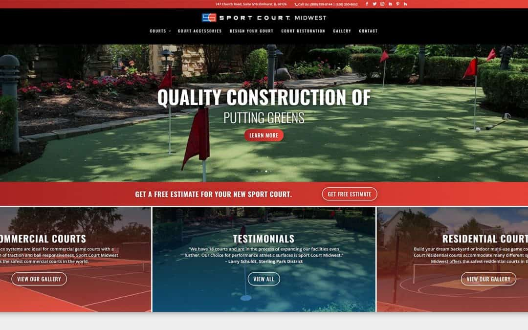 Sport Court Midwest