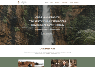 ALLIED COUNSELING