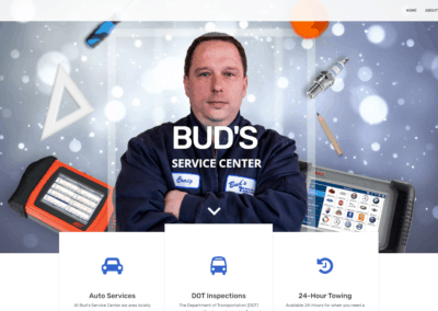 BUD'S SERVICE CENTER