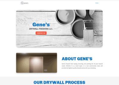 GENE'S DRYWALL