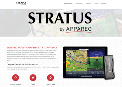 STRATUS BY APPAREO