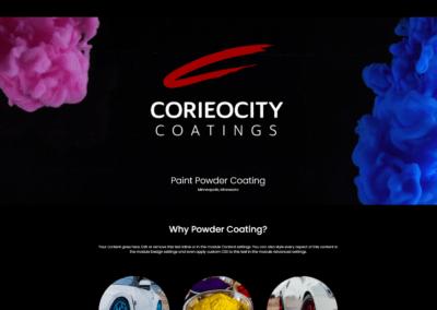 CORIEOCITY COATINGS